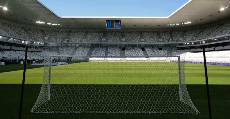 Estadio Matmut Atlantique de Burdeos (AP Photo)
