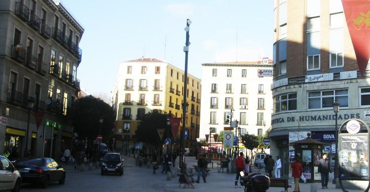 Plaza de Lavapies (Flickr)