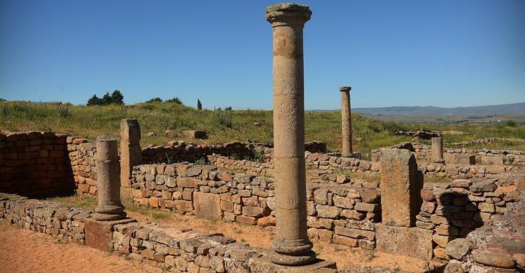 Ruinas de Numancia. Miguel Ángel García. (Flickr)