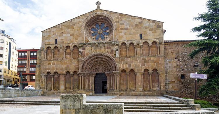 Iglesia de Santo Domingo. KarSol (iStock)