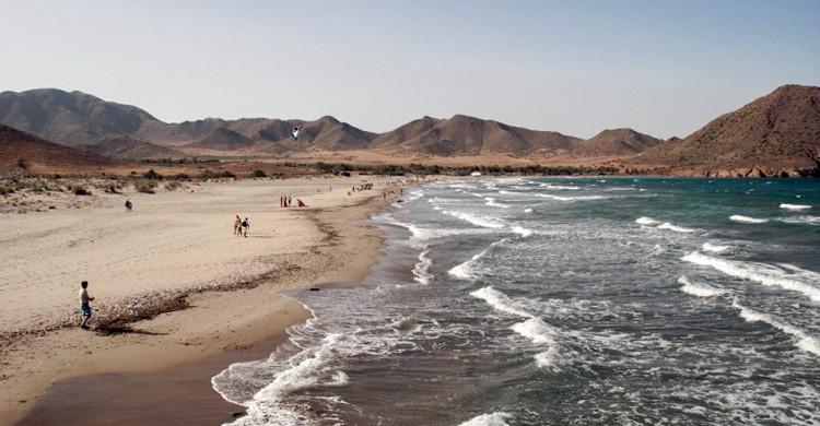 Playa de los Genoveses. Kevin Pacheco (Foter)