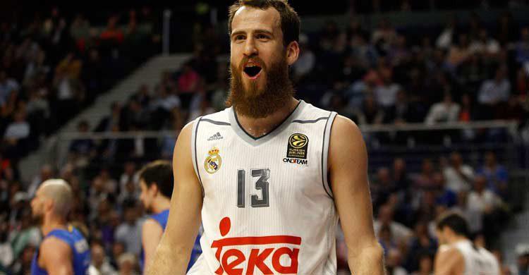Sergio Rodríguez deja el Real Madrid para jugar en los Sixers de Filadelfia. AP Photo (Gtres)