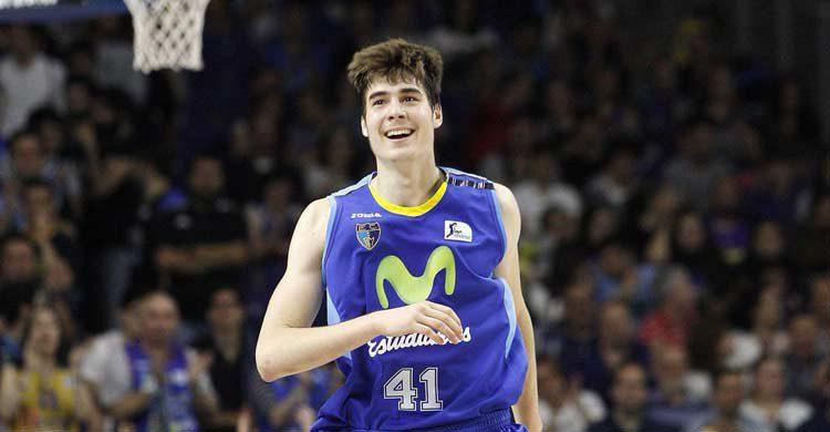 Juancho Hernángomez jugará en Denver. AP Photo (Gtres)
