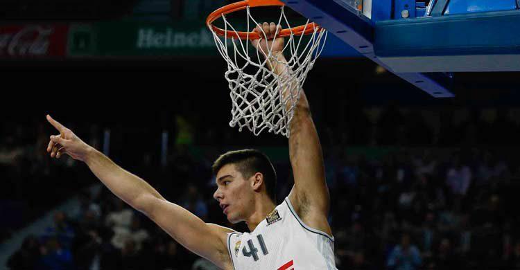 Willy Hernangómez jugará en los Knicks de Nueva York. AP Photo (Gtres)