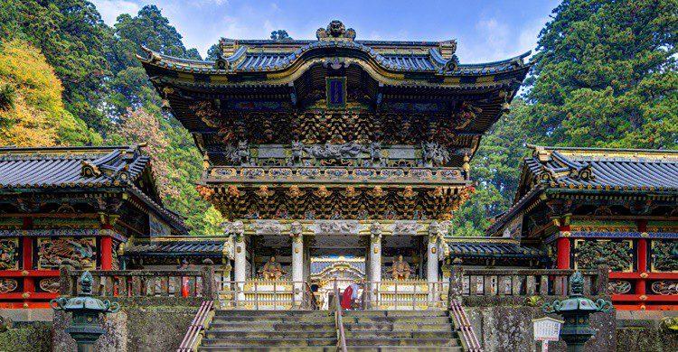 Templo de Toshogu. Sean Pavone (iStock)