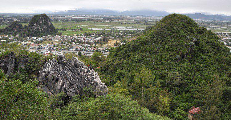 Vista de Danang. Salajean (iStock)