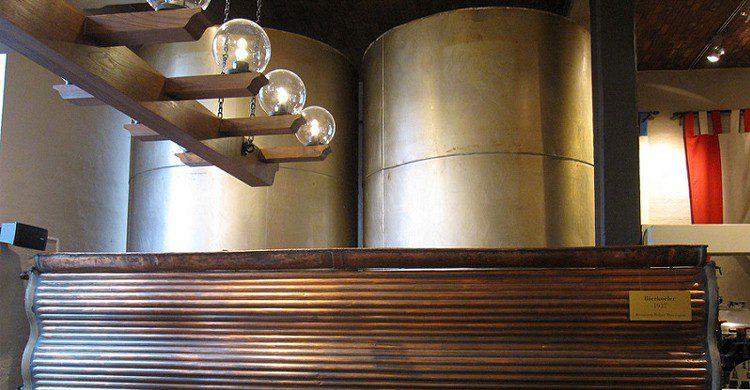 Brouwerij De Halve Maan. Bernt Rostad (Foter)