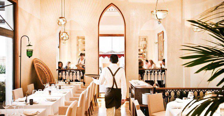 Local radiante (Restaurante Du Liba, Facebook)