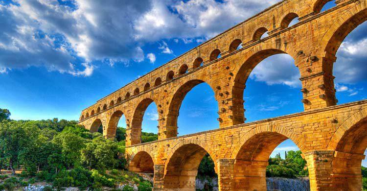 Pont du Gard (wikimedia.org)
