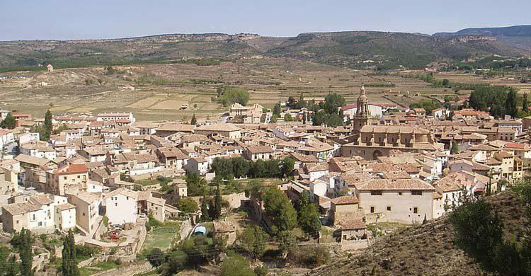 Rubielos de Mora (wikimedia.org)