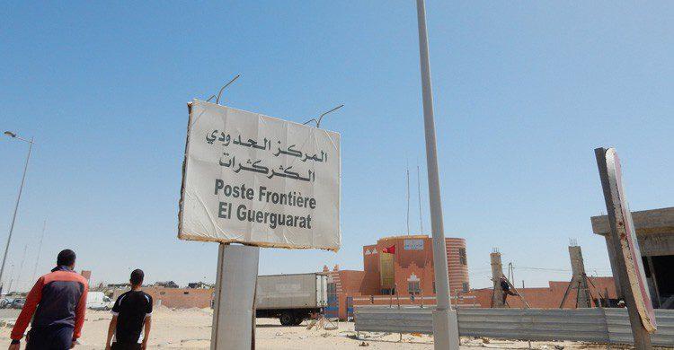 Las señales en árabe y francés (Flickr)