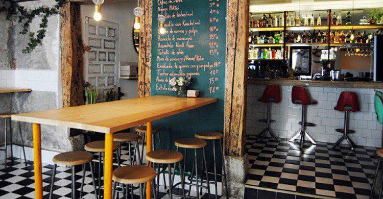Navaja, un rincón recomendable en Madrid (Fuente: restaurantenavaja.com)