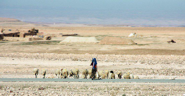 Paisajes desérticos atravesando Marruecos (Flickr)