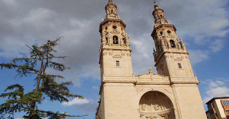 Concatedral de de Logroño. Josu Mendicute (Flickr)