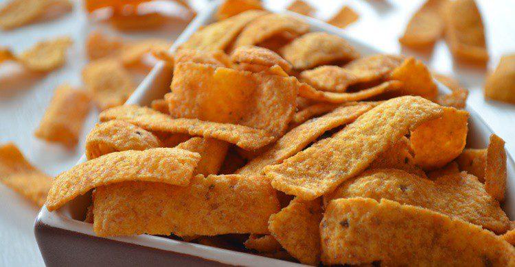 Los míticos Fritos. Rob3rt82 (iStock)