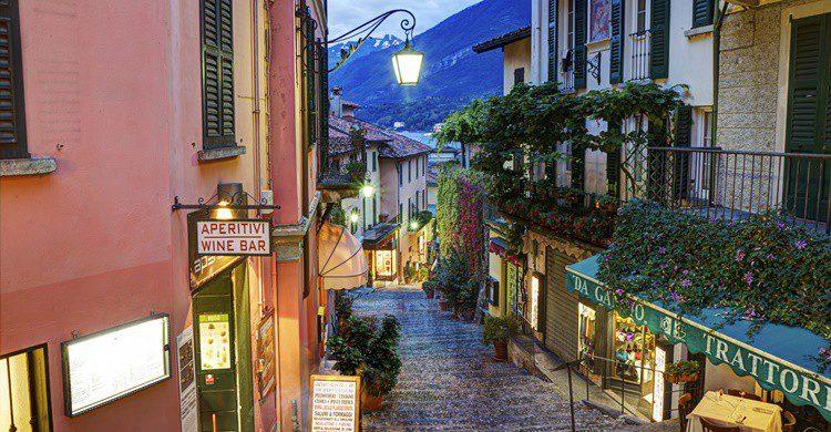 Calle de Bellagio. alexstorn (iStock)