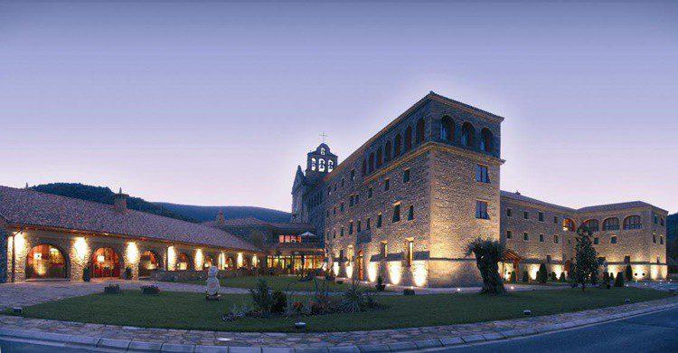 Aspecto general del Barceló Monasterio de Boltala (http://www.monasteriodeboltana.es)