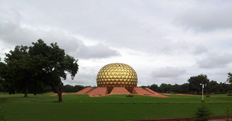 Auroville (Aleksandr Zykov-Flickr)