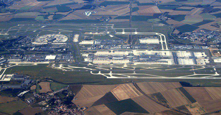 Aeropuerto Charles de Gaulle de París. Mehdi33300 (iStock)