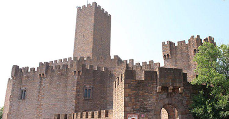 El castillo Xavier (www.parque-net.com)