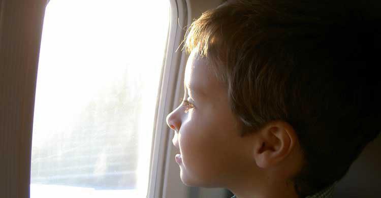 Las ventanillas ovaladas evitan que se produzcan fisuras (Flickr)