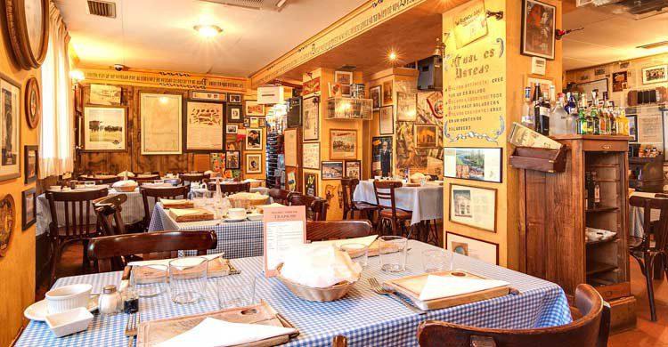 El Viejo Almacén de Buenos Aires, en Madrid (elviejoalmacen.com.es)