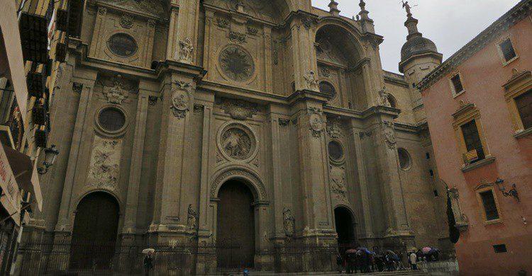 Catedral de Granada. Eric Titcombe (Flickr)