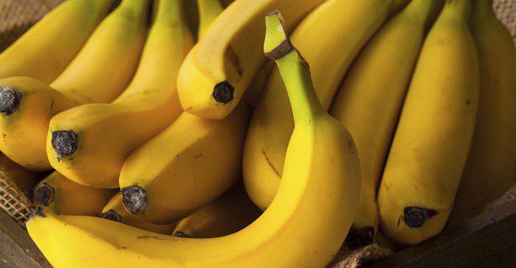 Plátanos. Bhofack2 (iStock)