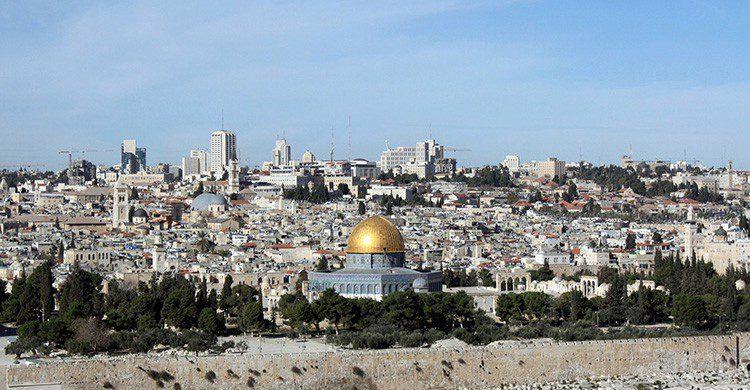 Jerusalén (Pixabay)