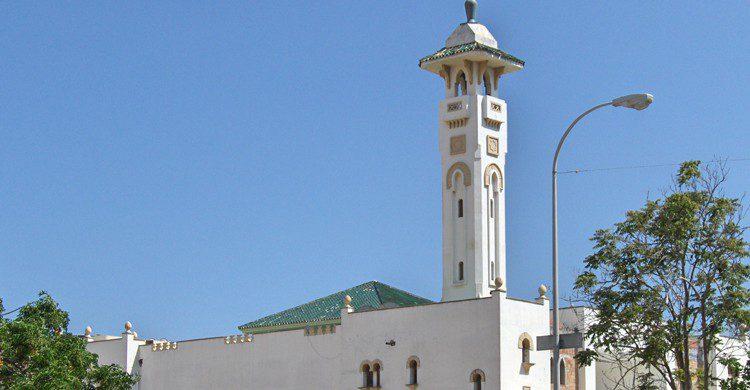Mezquita de Fuengirola (wikimedia.org)