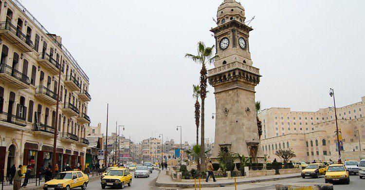 Imagen de Alepo tomada en 2010 (iStock)