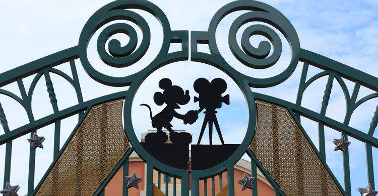 Exterior de Disneylandia