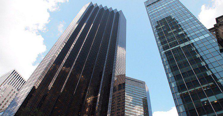 Imagen de la Torre Trump en Nueva York. Paul Arps (Flickr)