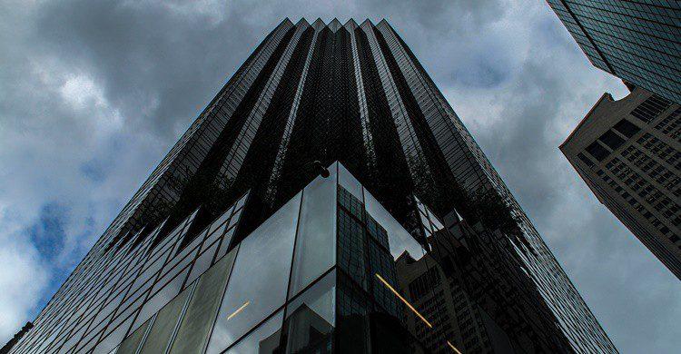 Torre Trump en Nueva York. Rodrigo Paredes (Flickr)
