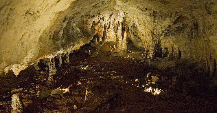 Cuevas de Urdax. Carmelo Peciña (Flickr)