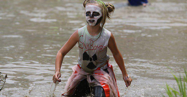 carrera zombi