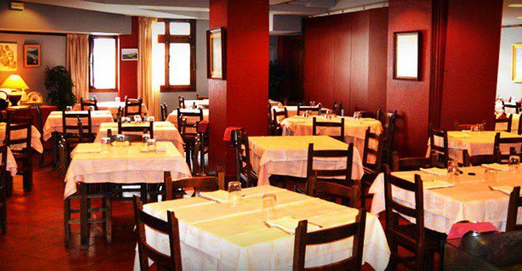 Interior del restaurante Egoki. (http://www.asadoregoki.com/)