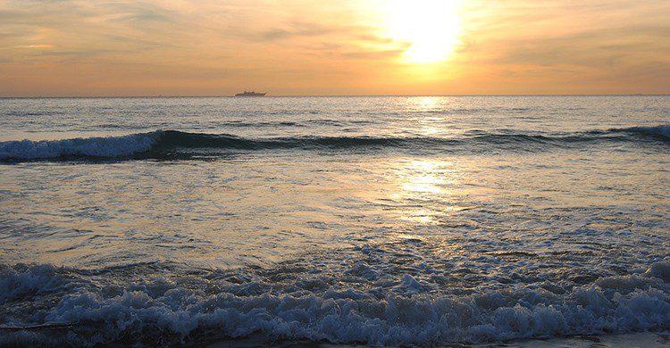 Playa de Zahara de los Atunes, Cádiz