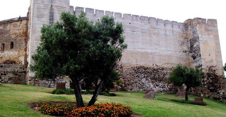 Castillo de Sohail en Fuengirola. Lauren Tucker (Flickr)
