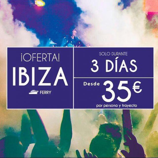 Sabas que puedes viajar a Ibiza este verano por 35?hellip