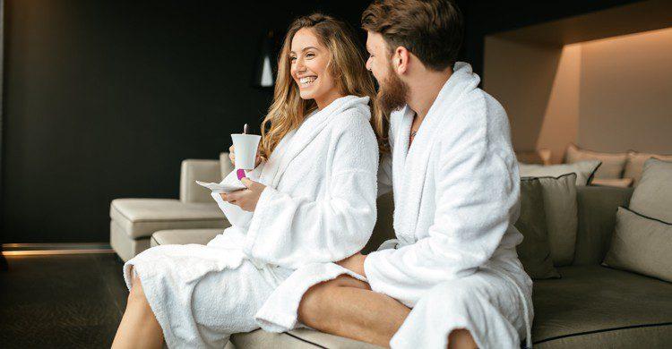 Un spa siempre es un plan apetecible (iStock)