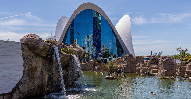 La Ciudad de las Artes y las Ciencias es uno de los muchos atractivos de Valencia (iStock)