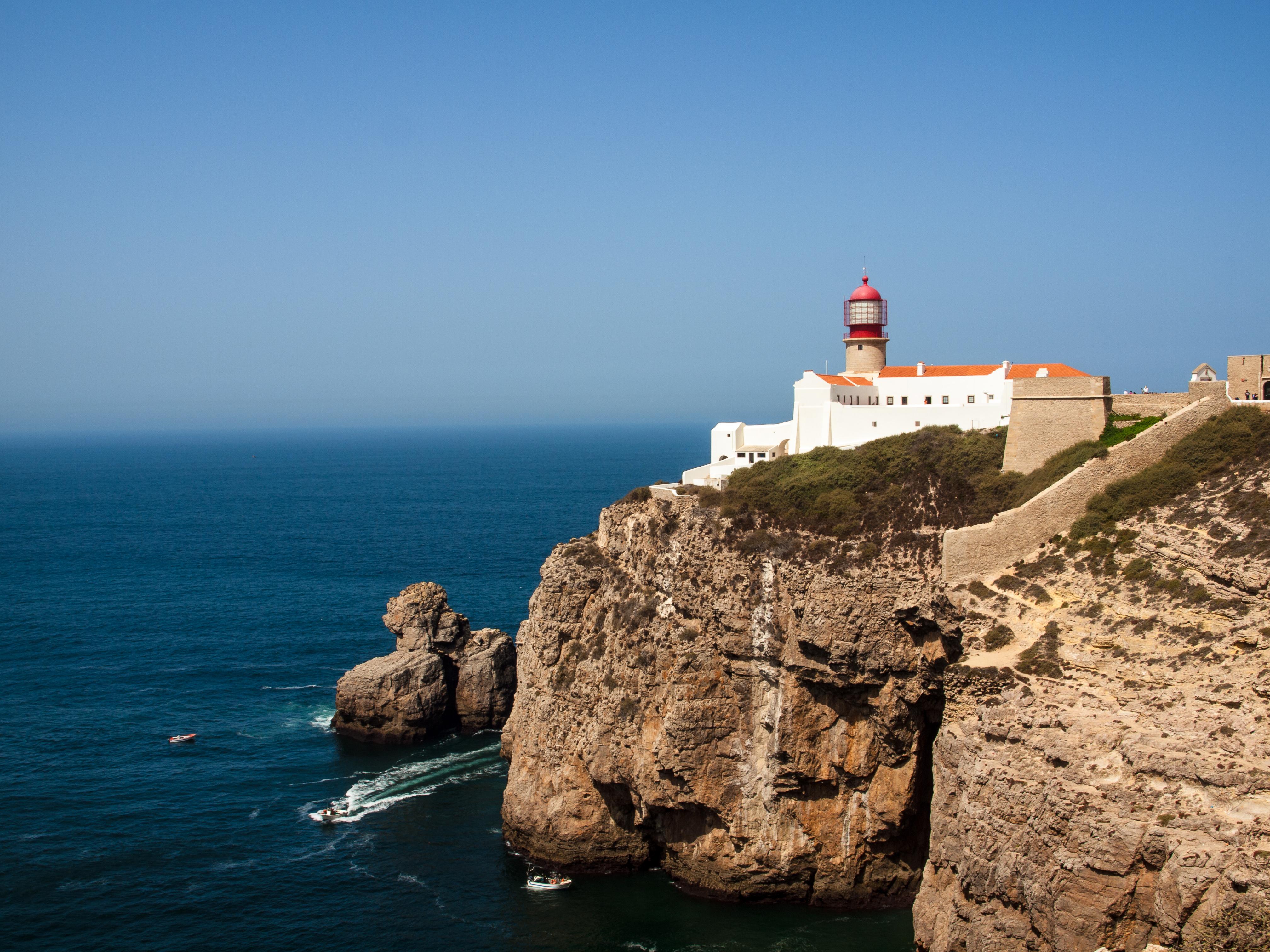 Rutas por el algarve de tavira al cabo de san vicente el viajero fisg n - Cabo san vicente portugal ...
