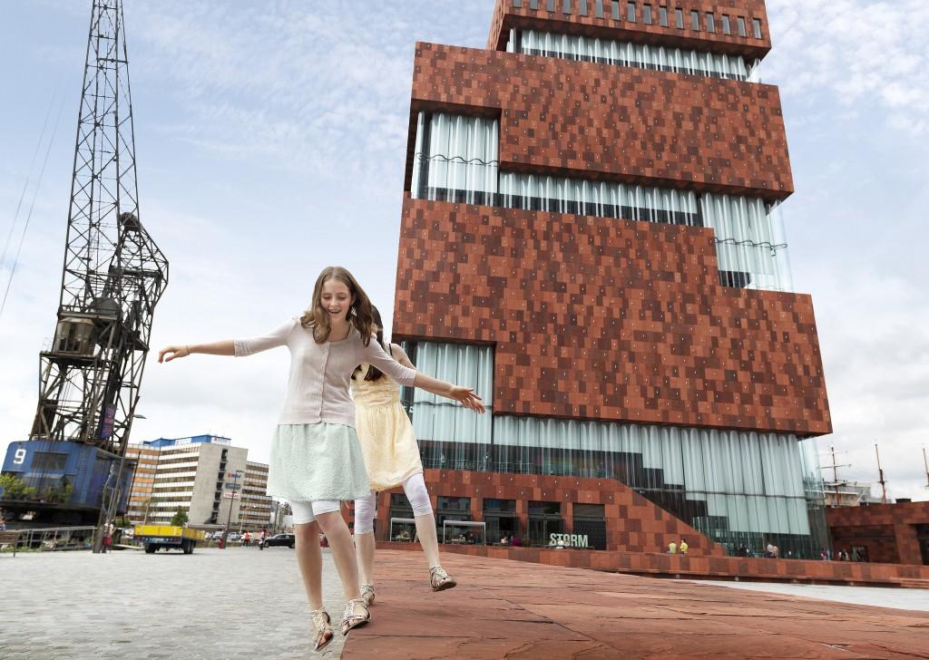 Amberes MAS MUSEUM2 @visitflanders