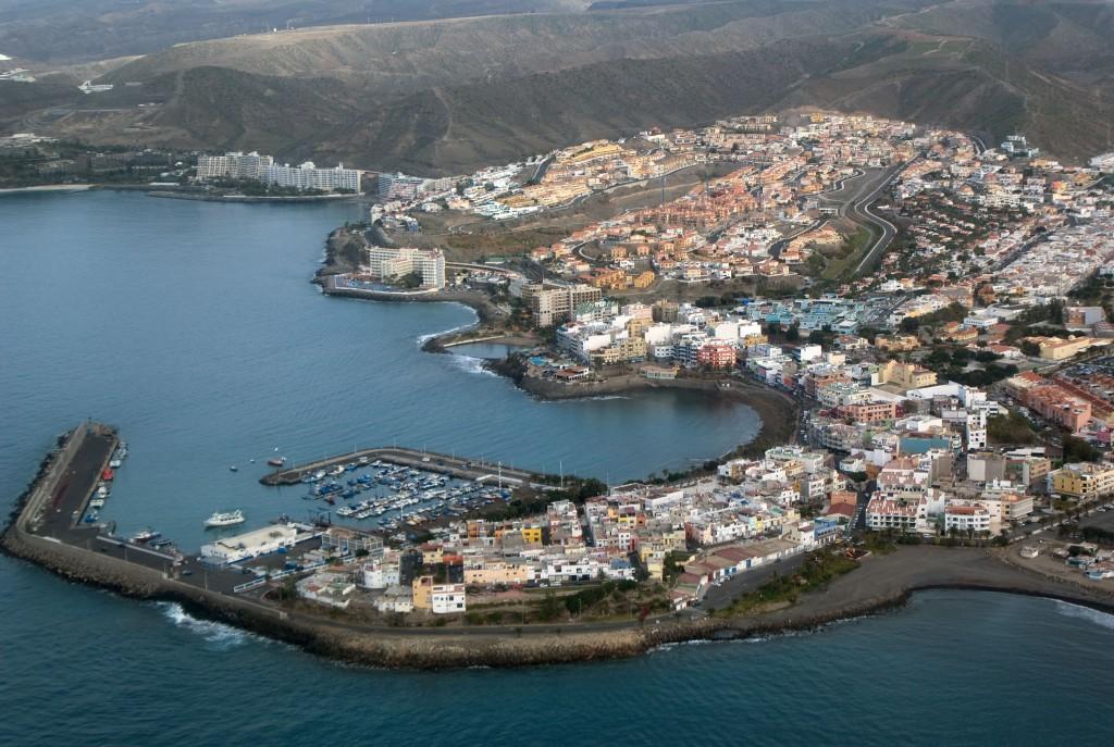 Arguineguin. Patronato de Turismo de Gran Canaria
