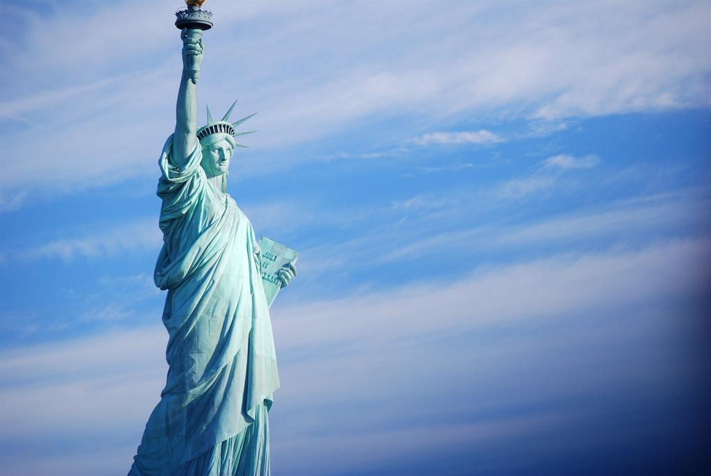 Estatua de la libertad @Celso Flores