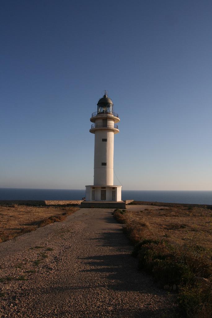 Faro Formentera @Pau Sabria