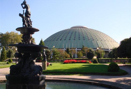 Cosas que hay que ver y hacer en oporto el viajero fisg n for Jardines del palacio de cristal oporto