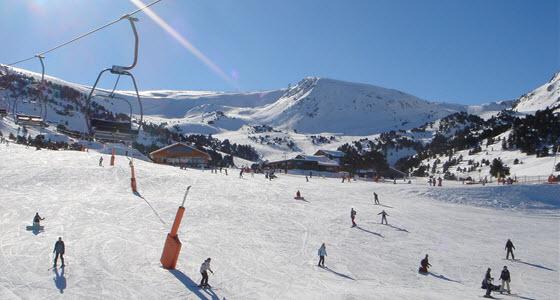 Pista de esquí de Grandvalira