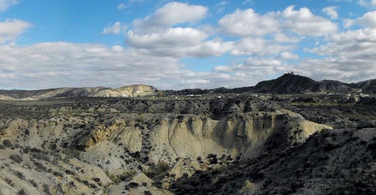Desierto de Tabernas (Pablo-Flickr)